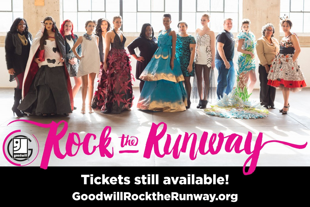 Rock the Runway Tickets Available