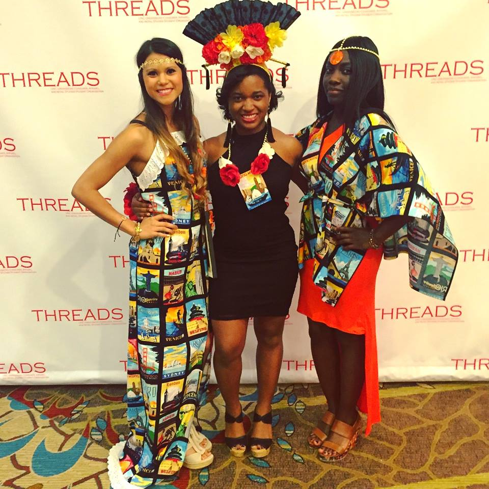 Anndrea Robinson Why I Became A Fashion Designer Goodwill Rock The Runway